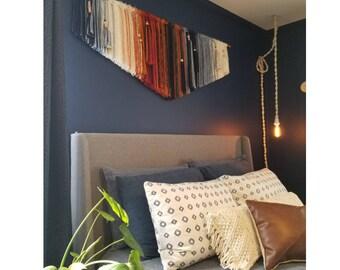 Custom Yarn Wall Hanging