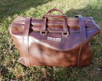 Bag/travel/sport vintage Adidas Football