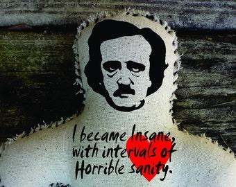 Edgar Allan Poe Voodoo Doll