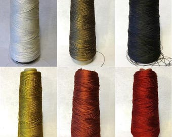 Stash Sale, Dana Rayon Yarn, rayon yarn, weaving yarn, shiny yarn, rayon weaving yarn, knitting yarn, rayon