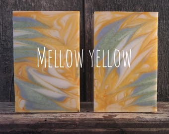 Mellow Yellow (loaf of 10 bars)
