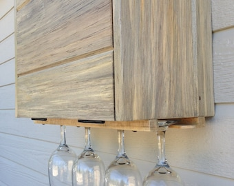 NEW: Stemware Holders For Our Murphy Style Bars. Must Ship With A Murphy Style Bar Order.