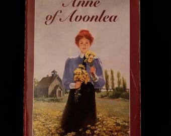 Anne of Avonlea by L.M. Montgomery 1998