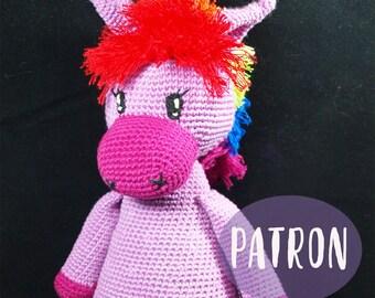 Amigurumis Caballitos A Crochet : Crochet creativo by marta ruso por crochetcreativo en etsy