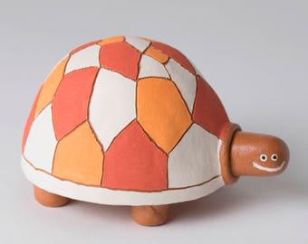 Ceramic Tortoise, Tortoise Decor, Tortoise Lover, Tortoise Home Decor, Tortoise Gift