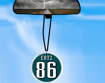 ERTZ JERSEY car rearview mirror ornament - - car ornament - we the dogs
