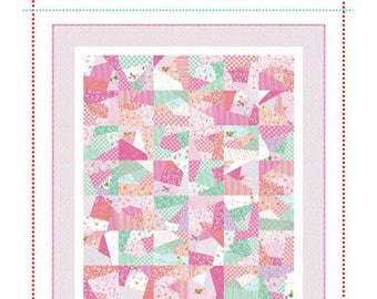 Playful Quilt Pattern by Aneela Hoey AH 1209