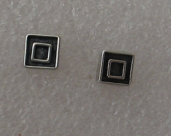 Modern Square  Posts 6mm