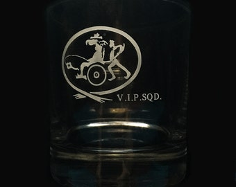 Taiwan (R.O.C.) Air Force VIP Squadron Whiskey Glasses