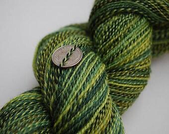 Handspun 2-ply Shetland Laceweight Yarn