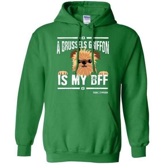 Funny Brussels Griffon Hoodie gift idea P0aLaTkMk