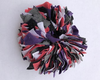 Cotton Scrunchie- P/P/W/G/B
