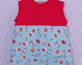 Chic Toddler Pocket Dress