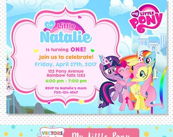 My little pony invitation my little pony rainbow invitation my little pony invitation my little pony party my little pony invite my solutioingenieria Gallery