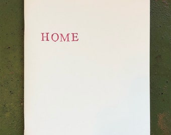 HOME: a publication