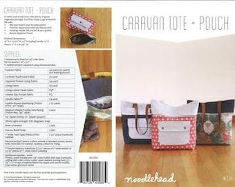 Caravan Tote Noodlehead Inc. Anna Graham
