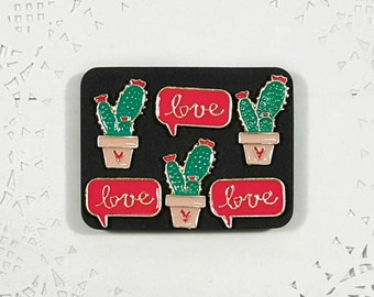 Decorative Pushpins, Thumb Tacks, Cactus Push Pin, Succulents, Decorative Push Pins, Pushpins, Thumbtacks, Novelty Pushpins, Fun Thumb Tacks