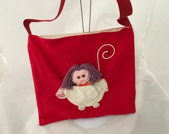 Childs toy bag