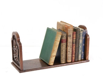 Carved Folding Book Stand