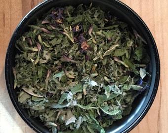 Organically Grown Balancing Tea Blend from No. 9 Farms