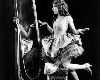 Alfred Cheney Johnston Photo, Ziegfeld Girl Mary Pickford, 1920-30s