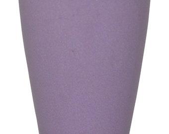 Rookwood Pottery 1930 Matte Purple Vase 2112