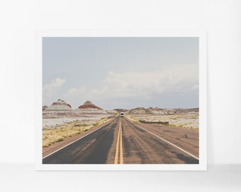 Western USA Printable Photograph, Route 66 Landscape Printable Poster, Printable Art, Instant Download, Large Wall Art, Custom Size Art