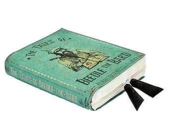 Accessory Case for charger cords, mouse, USB-flash, SD-cards, HDD etc Tales of Beedle The Bard design Harry Potter case Potter Macbook case