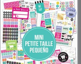 Mini Mom Sticker Value Pack - MAMBI Happy Planner Stickers