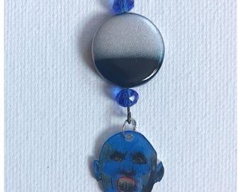 Count Barlow Salem's Lot Charm Necklace