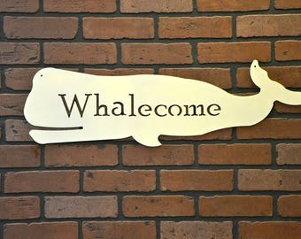 Whalecome Whale