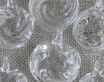 Glass Pendant for Aromatic Oil