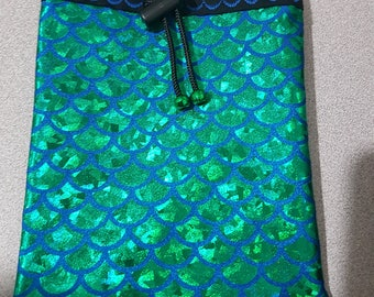 Small Scale Dice Bag - Teal