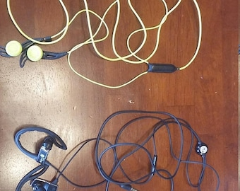 On Sale Two pairs of Earbuds