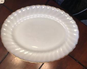 Anchor Hocking oval platter