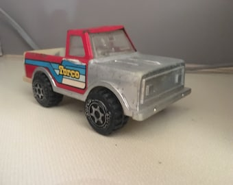 Vintage 1980 Torco toy truck