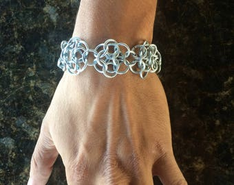 Bracelet Chainmail Jewelry