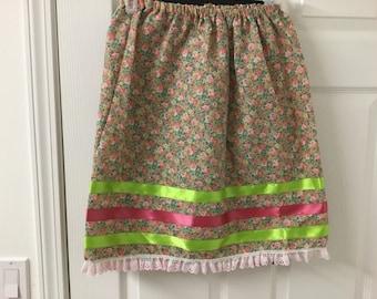 Children's ribbon skirt