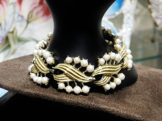 MARVELLA Bracelet / Faux Pearls