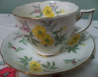 Melba bone china tea cup set