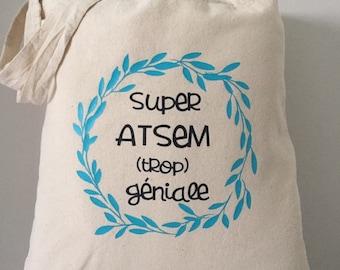 Tote bag great pre-school