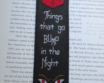 Bookmark  Things that go bump in the night