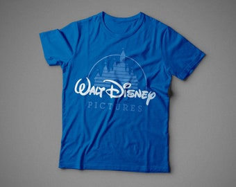 Walt Disney T-shirt with individual design, cotton, for man, for woman