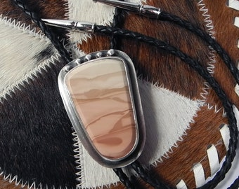 Big and Bold Southwest Bolo Tie is a Perfect Gift for Cowboys and Gentlemen