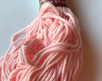 Cotton DK Weight Yarn -- Cotton Classic by Tahki Stacy Charles -- Pink