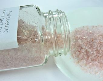 Berry Patch Mineral Bath Salt, Therapeutic Bath Soak, Bath Salts, Bath Soak, Birthday, Anniversary, Appreciation Gift, Mother's Day