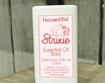 Focused Kid Essential Oil Balm