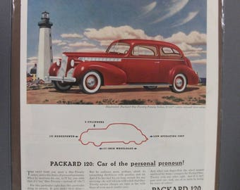 Pack #103   Packard    May 1930