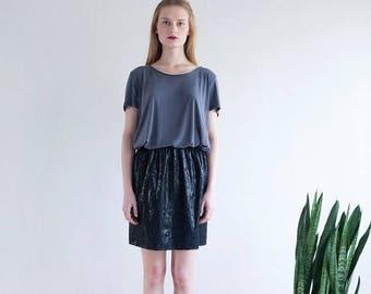 Black Mini Skirt, Short Skirt, Black Women Skirt, Length Skirt