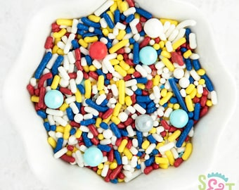 Sweet Sprinkles Mix - Bad Apple - 4oz Bag